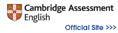 Cambridge Assessment English Official Site